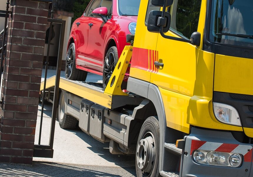 Kettering Towing Service - Towing Service 1